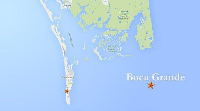 Boca Grande Beaches