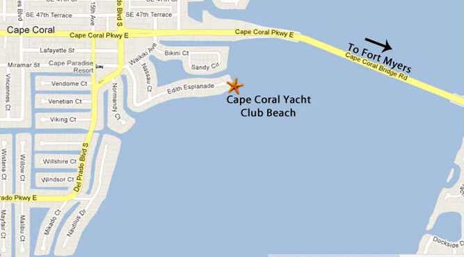 Cape Coral Beach Southwest Florida Travel