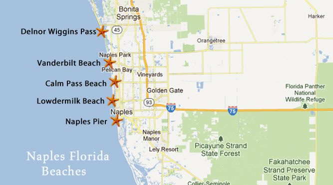 Naples Beaches Southwest Florida Travel