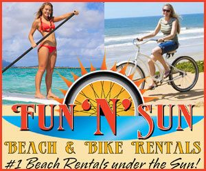 Fun N Sun Beach and Bike Rentals