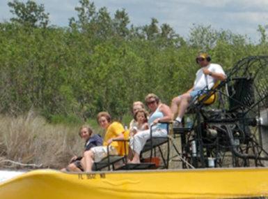 Speedy's Airboat Tours - Southwest Florida Travel
