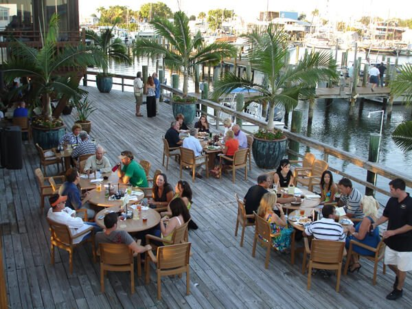 Top 5 Outdoor Dining Spots In Southwest Florida