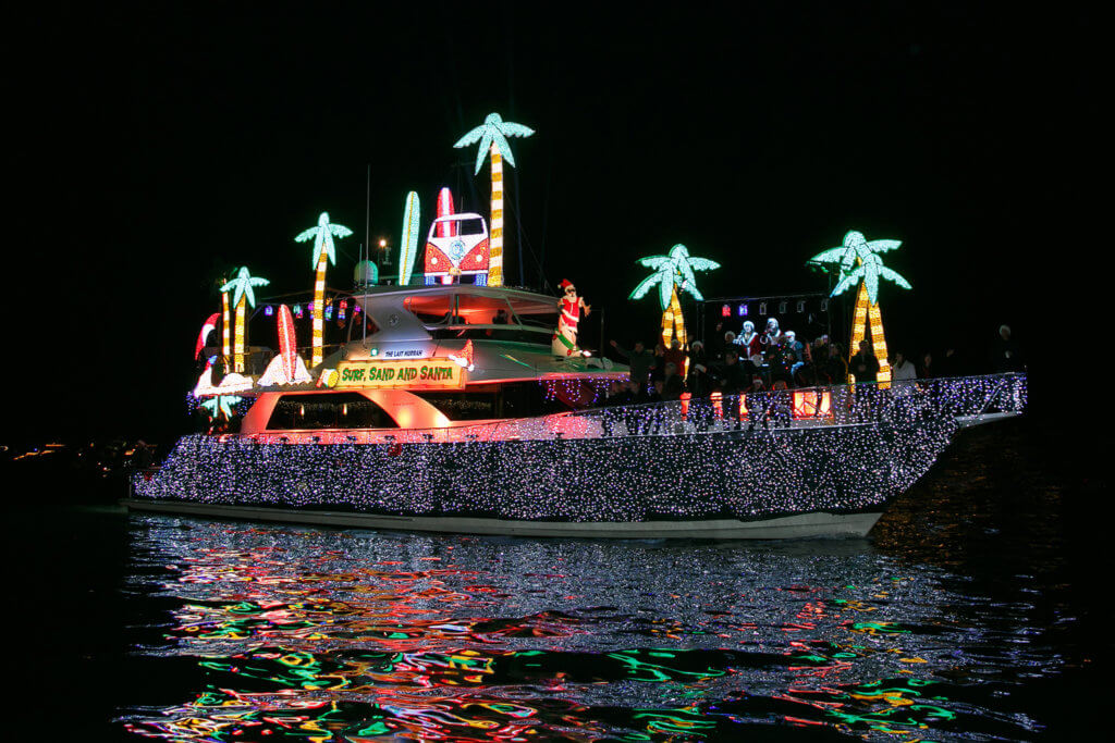 30th Annual Fort Myers Beach Christmas Boat Parade