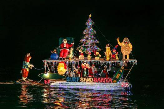 Cape Coral Christmas Boat Parade Southwest Florida Travel
